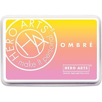 Hero Arts Ombre Ink Pad-Feder Brights