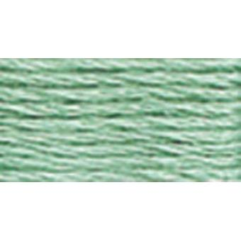 DMC 6-Strand Embroidery Cotton 8.7yd-Light Celadon Green