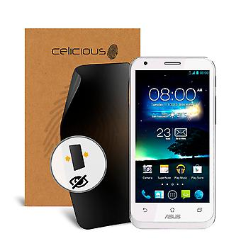 Celicious Privacy 2 vie Visual Black Out Screen Protector per Asus PadFone Infinity