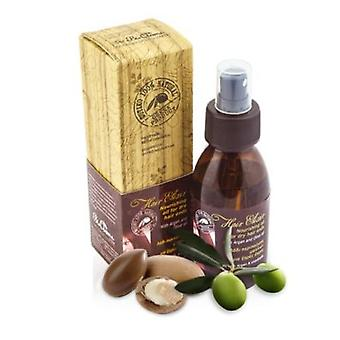 100% natural hair elixir, against split ends and damaged hair 100ml.