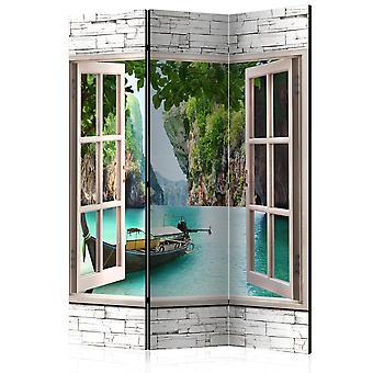 Room Divider - Thai Paradise [Room Dividers]