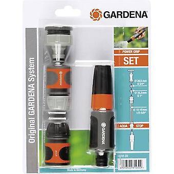Nozzle sprayer + connector set GARDENA Basisuitrusting 18291-20
