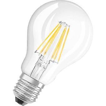 OSRAM LED EEC A++ (A++ - E) E27 Arbitrary 7 W = 60 W Warm white (Ø x L) 60 mm x 105 mm Filament 1 pc(s)