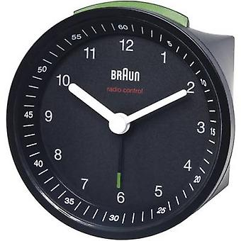 Braun 66009 Radio despertador negro alarma veces 1