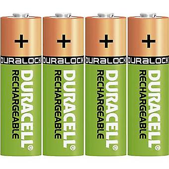 Duracell StayCharged HR06 AA battery (rechargeable) NiMH 1300 mAh 1.2 V 4 pc(s)