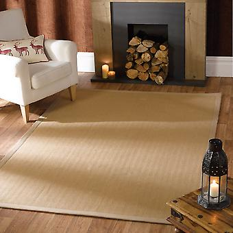 Alfombras espiga Natural rectángulo alfombras llano casi llanos