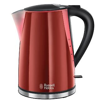 Russell Hobbs 21400 Mode Illuminated 3000W 1.7 L Electric Kettle - Red