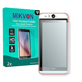 HTC Desire EYE Screen Protector - Mikvon Clear (Retail Package med tillbehör)