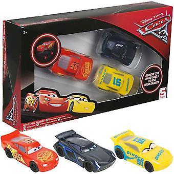 Cars 3 3 pack Gum/Puzzel