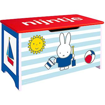 Miffy Storage Box Blue