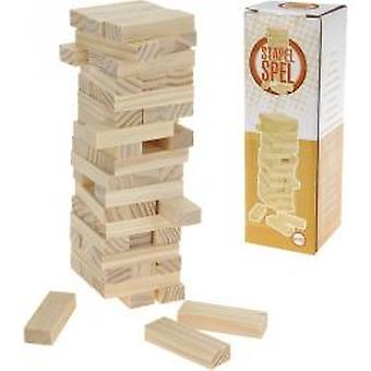 Mini Stack Tower wood