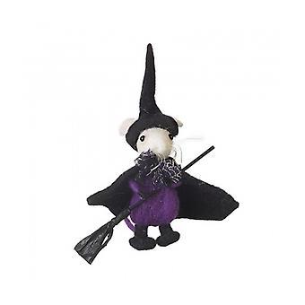 Ciel envoie Halloween senti sorcière souris
