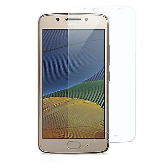 Motorola Moto G5 gehärtetem Glas Displayschutzfolie Einzelhandel