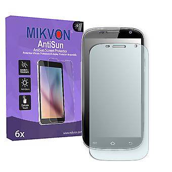 Swees X505 Screen Protector - Mikvon AntiSun (Retail Package with accessories)