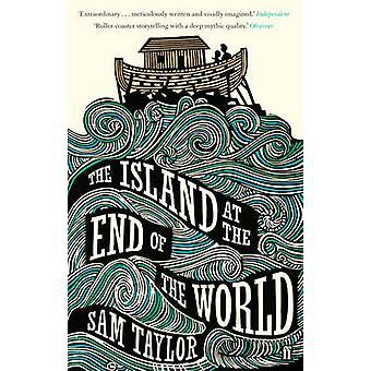 A ilha no fim do mundo (principal) por Sam Taylor - 97805712405