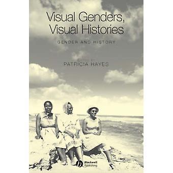 Visual os sexos - Visual histórias por Patricia Hayes - 9781405146654 B