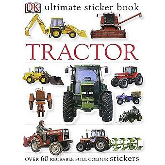Tractor Ultimate Sticker Book - 9781405304467 Book