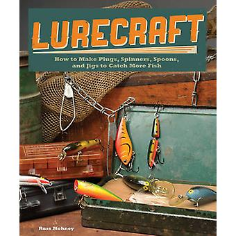 Lurecraft - How to Make Plugs - Spinners - Spoons - and Jigs to Catch