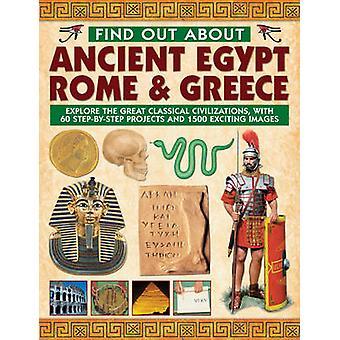 Finden Sie heraus über das alte Ägypten - Rom & Griechenland - Erkundung der großen Cla