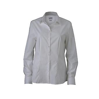 James and Nicholson Womens/Ladies Blouse