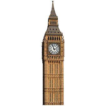 Big Ben (klok) - Lifesize karton gestanst / Standee