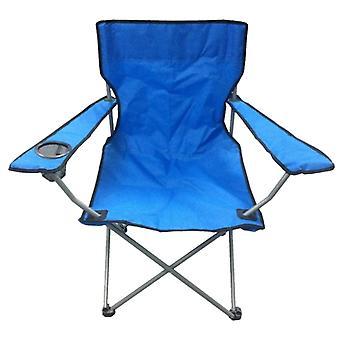 Niebieski idealna czarny Lightweight Beach Camping kapitanów Krzesło składane