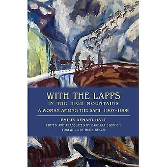 Avec les Lapons en haute montagne: une femme chez les Samis, 1907-1908