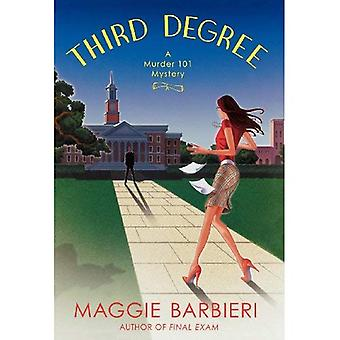 Third Degree (Murder 101 Series #5)