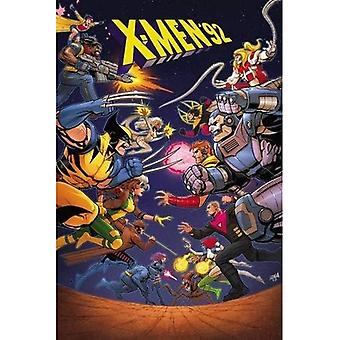 XMen ' 92 Vol. 1: The World jest wampirem
