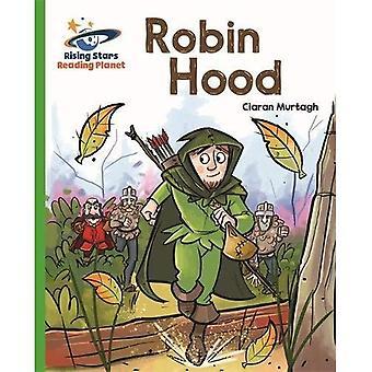 Reading Planet - Robin Hood - Green: Galaxy (Rising Stars Reading Planet)