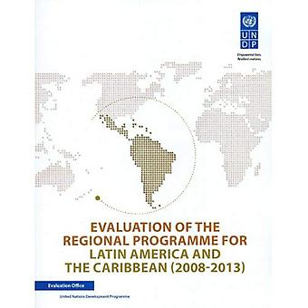 Evaluation of Undp Regional Programme for Latin America and the Caribbean