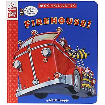 Firehouse! (en Storyplay bok) (Storyplay)