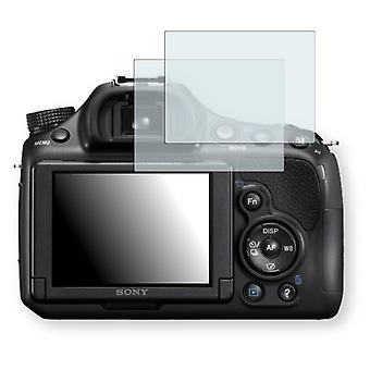 Sony SLT-A58K Alpha screen protector - Golebo crystal clear protection film