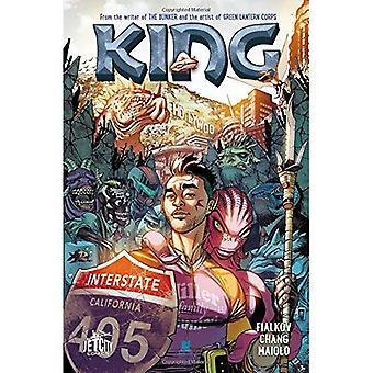 King: Le roman graphique