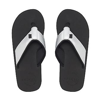 Animal Swish Upper Flip Flops