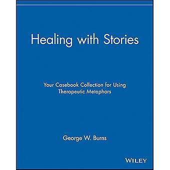 Curación con historias Metapho por quemaduras