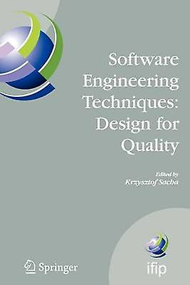 Software Engineering Techniques Design for Quality by Sacha & Krzysztof