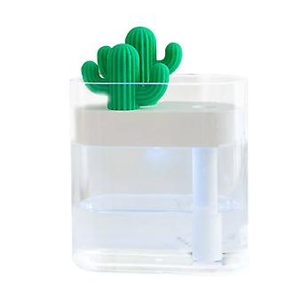 Luftfugter med belysning-kaktus