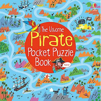 Pirate Pocket Puzzle Book by Alex Frith - Peter Allen - 9781409564249