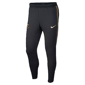 2019-2020 Inter Milan Nike Training Pants (Black)