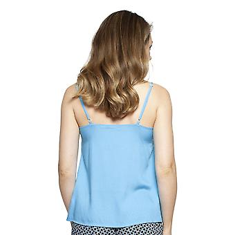 Cyberjammies 4199 Women's Milly Blue Modal Camisole