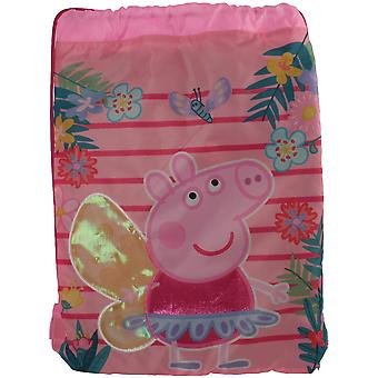 Trade Mark Collections Peppa Pig Trainer Bag