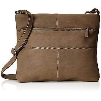 s. Oliver (sacos) 39, 712.94.4502-sacos de ombro das mulheres de Brown (cacau) 6x30x 35.5 cm (B x H T)