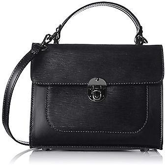 Piece Bags 8686 Black Women's shoulder bag 25x20x13 cm (W x H x L)