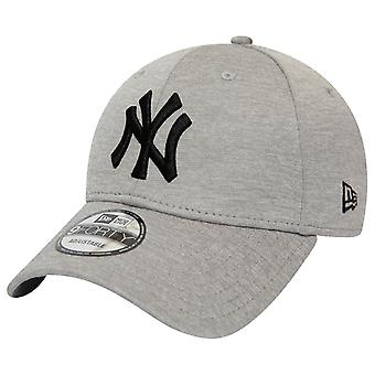 New Era 9Forty Cap - SHADOW TECH New York Yankees DWR grau