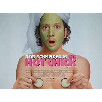 The Hot Chick (Double Sided) Original Cinema Poster
