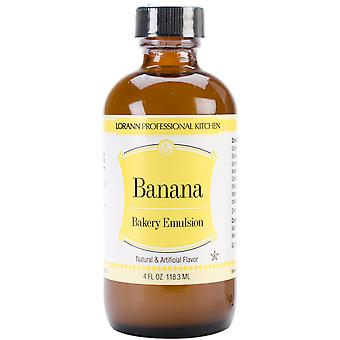 Artificial Flavor Bakery Emulsions 4 Ounces Banana 0806 0740