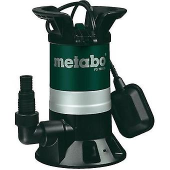 Effluent sump pump Metabo 0250750000 7500 l/h 5 m