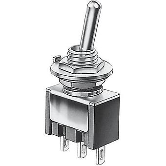 Toggle switch 30 Vdc 4 A 1 x On/On Marquardt 9040.