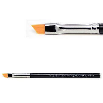 Eye-Liner Pinsel mit Superfeiner golden Synthesefasern 4374-8